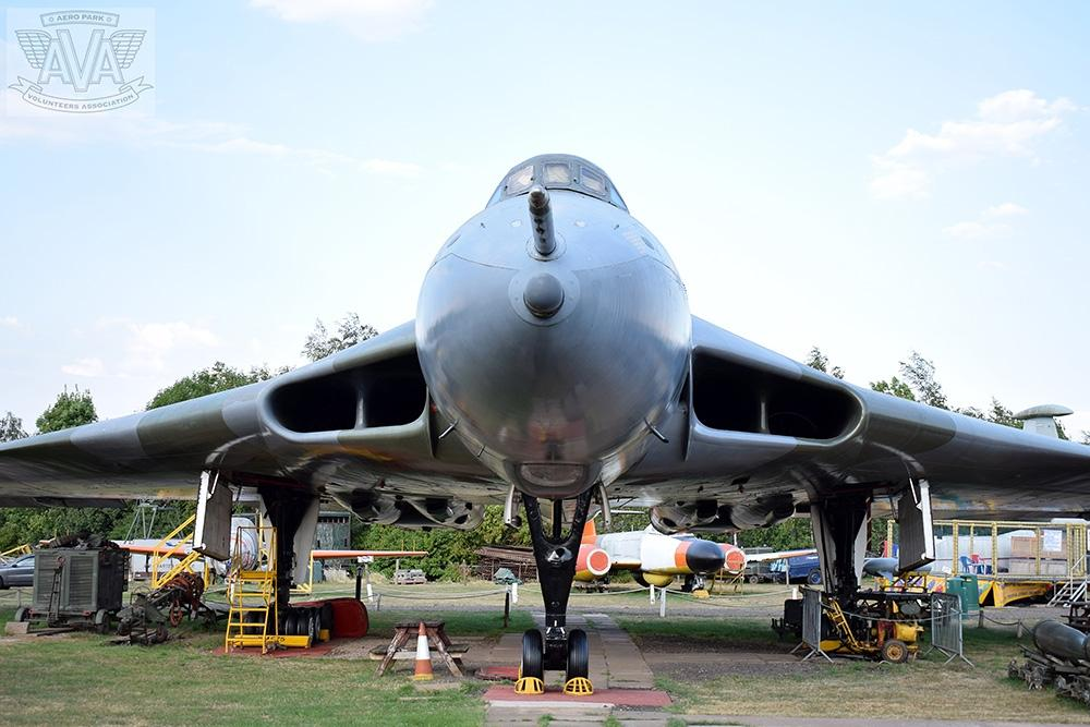 LeicestershireAeroparkAvro-Vulcan-B2