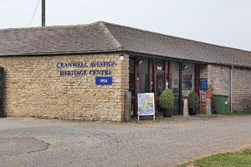 LincolnshireCranwell-Aviation-Heritage-Centreexterior