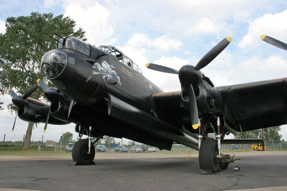 LincolnshireRAF-BBMFThe-Lancaster