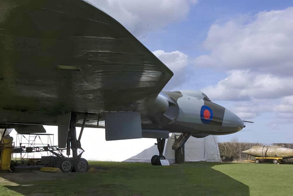 City-of-Norwich-Aviation-MuseumVulcan-B2