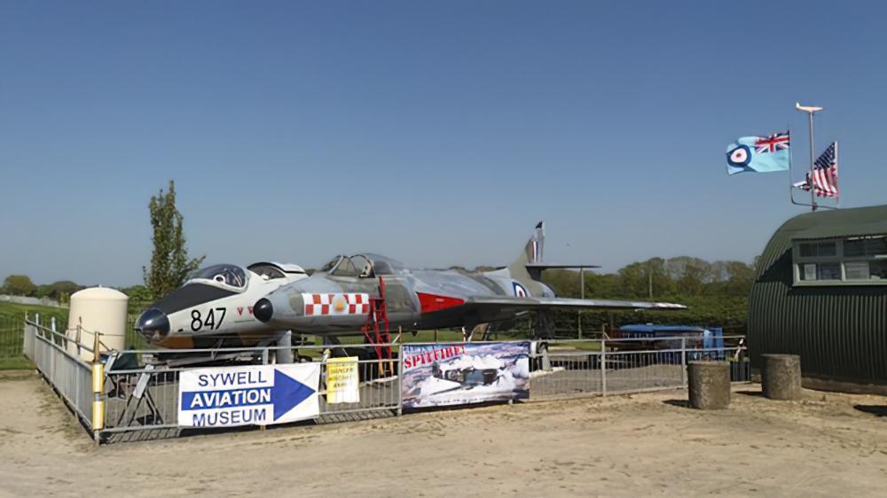 NorthamptonshireSywell-Aviation-Museum