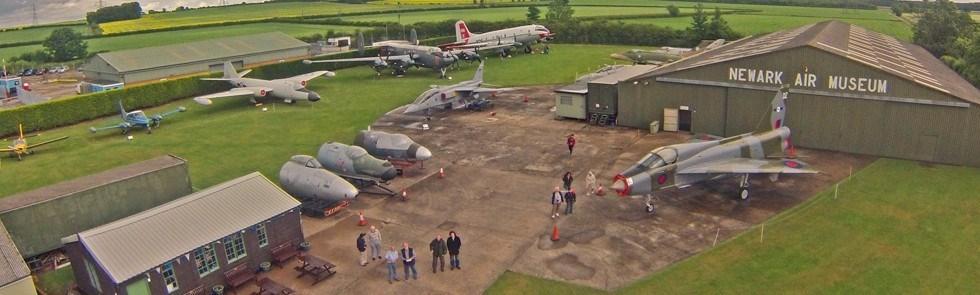 NottinghamshireNewark-Air-Museumexterior980pxw