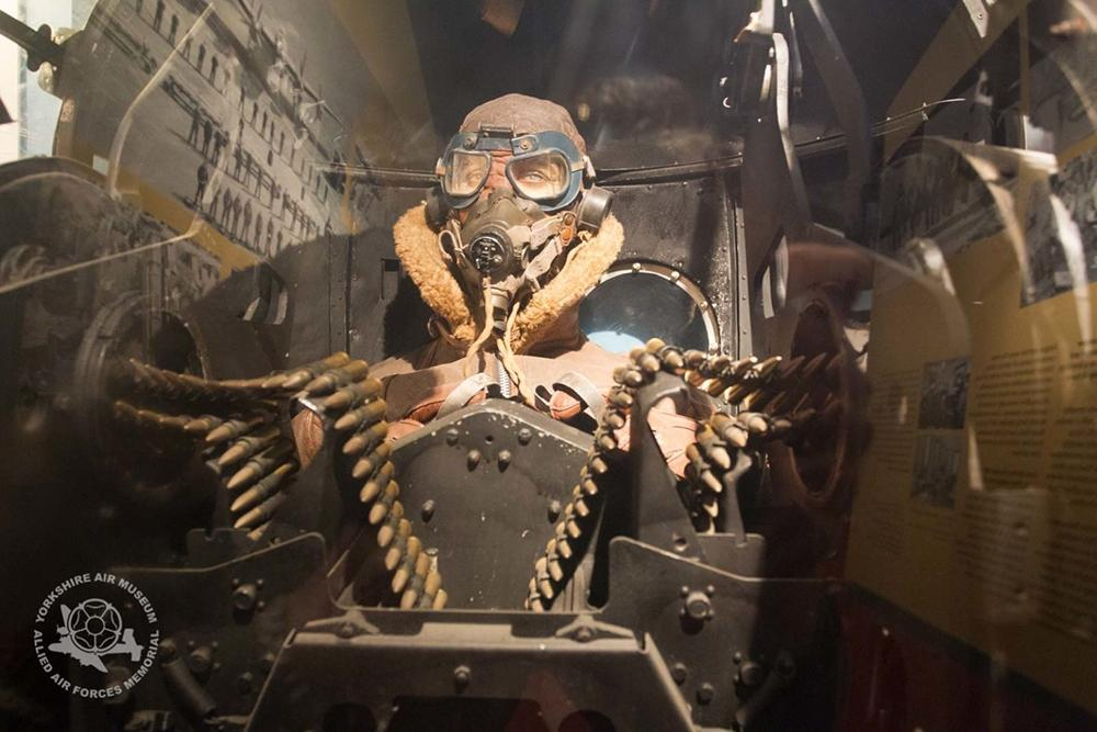 Yorkshire-Air-MuseumAir-Gunners-Collection